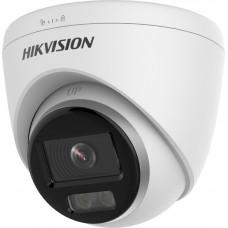 HIKVISION DS-2CD1327G0-L 2.8mm Ενσύρματη IP Κάμερα ColorVu Lite 2Mpixels PoE IP67 Η.265+