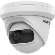 Hikvision DS-2CD2345G0P-I Δικτυακή Κάμερα 4MP Φακός 1.68mm (180 Degrees)
