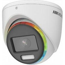 Hikvision DS-2CE70DF8T-MFSLN ColorVu 2.0 (Έγχρωμη Εικόνα Ημέρα - Νύχτα) Κάμερα HDTVI 1080p Φακός 2.8mm + audio