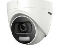 Hikvision DS-2CE72DFT-F ColorVu (Έγχρωμη Εικόνα Ημέρα - Νύχτα) Κάμερα HDTVI 1080p Φακός 3.6mm