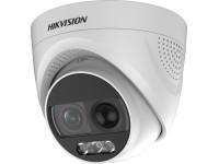 Hikvision DS-2CE72DFT-PIRXOF ColorVu (Έγχρωμη Εικόνα Ημέρα - Νύχτα) Κάμερα HDTVI 1080P Φακός 3.6