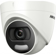 Hikvision DS-2CE72HFT-F28 ColorVu (Έγχρωμη Εικόνα Ημέρα - Νύχτα) Κάμερα HDTVI 5MP Φακός 2.8mm