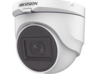 Hikvision DS-2CE76D0T-ITMFS Κάμερα DOME 4in1  1080p Φακός 2.8mm IP67 Mic - Audio Over Coax IR Led 30m