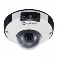 4MP Vandal IR Dome Camera with 2.8mm lens CB-DIS4028F