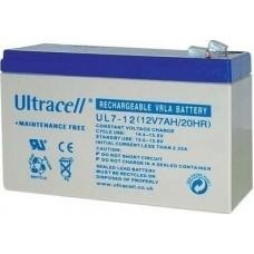 Μπαταρια Ultracell UL7-12V