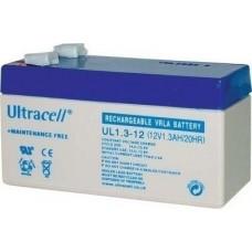 Μπαταρια Ultracell UL1.3-12V