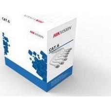 CAB-UTP HIKVISION DS-1LN6-UE-W CAT 6 καλώδιο UTP δικτύου κατηγορία 6,